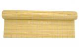 Bambusová rohož na stěnu 50x300 Přírodní