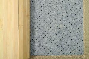 Bambusová rohož 140x230 PŘÍRODNÍ