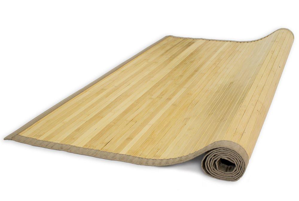 Bambusová rohož 160x230 PŘÍRODNÍ